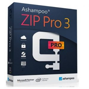 Ashampoo Zip Pro 3.05.11 Crack