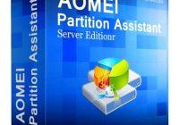 AOMEI Partition Assistant 8.10 Crack