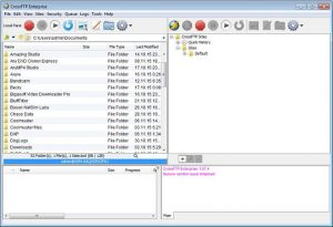 CrossFTP Enterprise 1.99.6 Serial Key