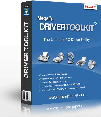 Driver Toolkit 8.9 Crack & License Key Free Download