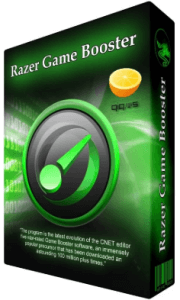 Razer Cortex Game Booster 9.11.9.1287 Activation Key