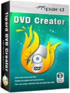 Tipard DVD Creator 5.2.58 Crack