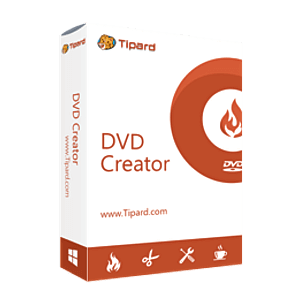 Tipard DVD Creator 5.2.58 With Crack Full Version
