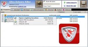 Ultra Adware Killer 9.7.8.0 Keygen