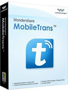 Wondershare MobileTrans 8.1.0 Keygen