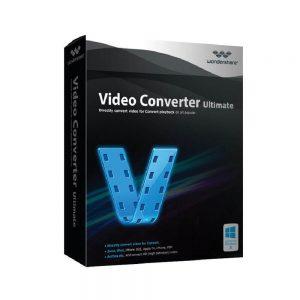 Wondershare Video Converter Ultimate 12.5.6 Crack