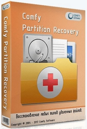 Comfy Partition Recovery 3.2 Crack
