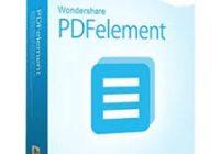 Wondershare PDFelement 8.0.13.273 Crack