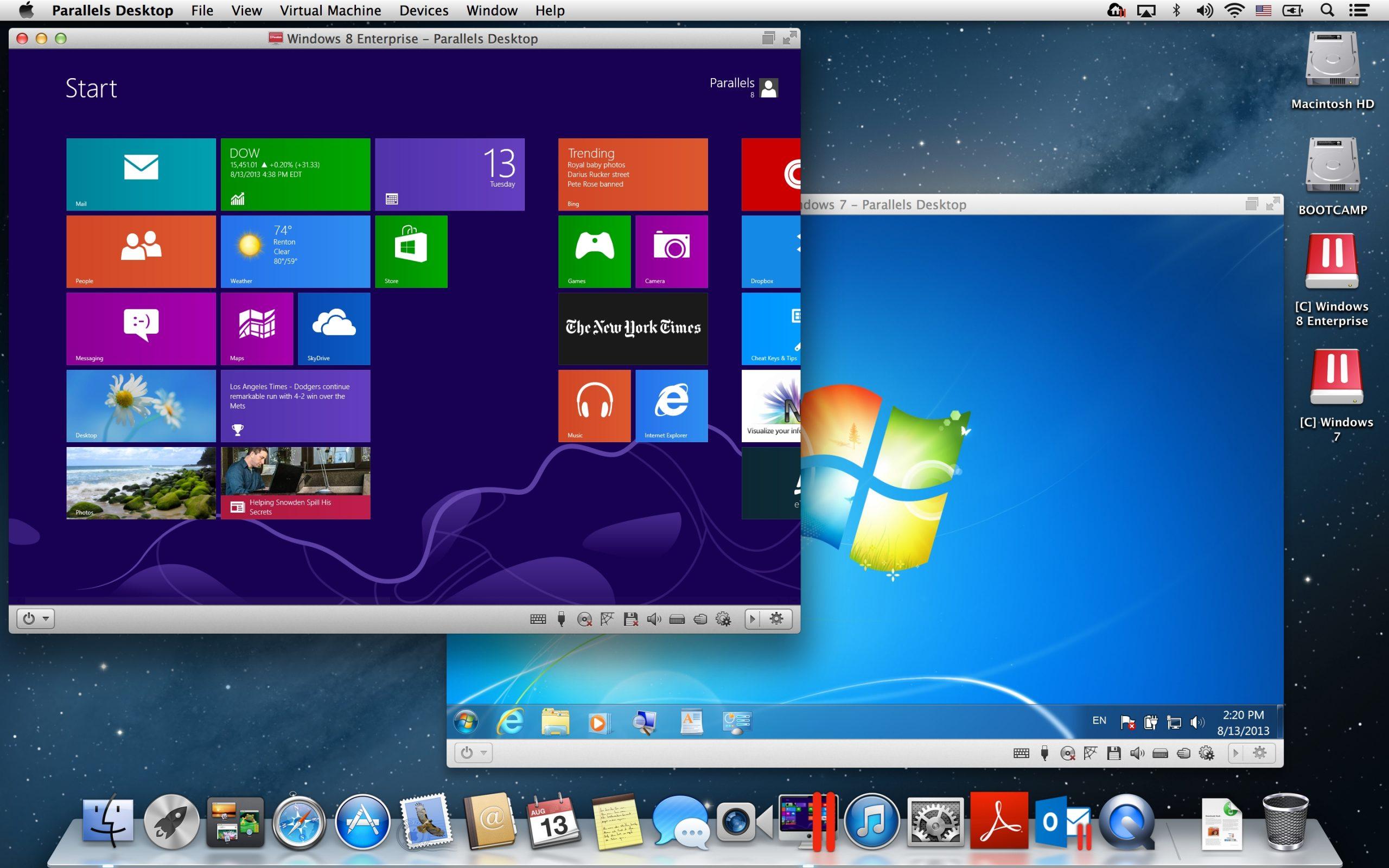 Parallels Desktop 17.0.1 Crack