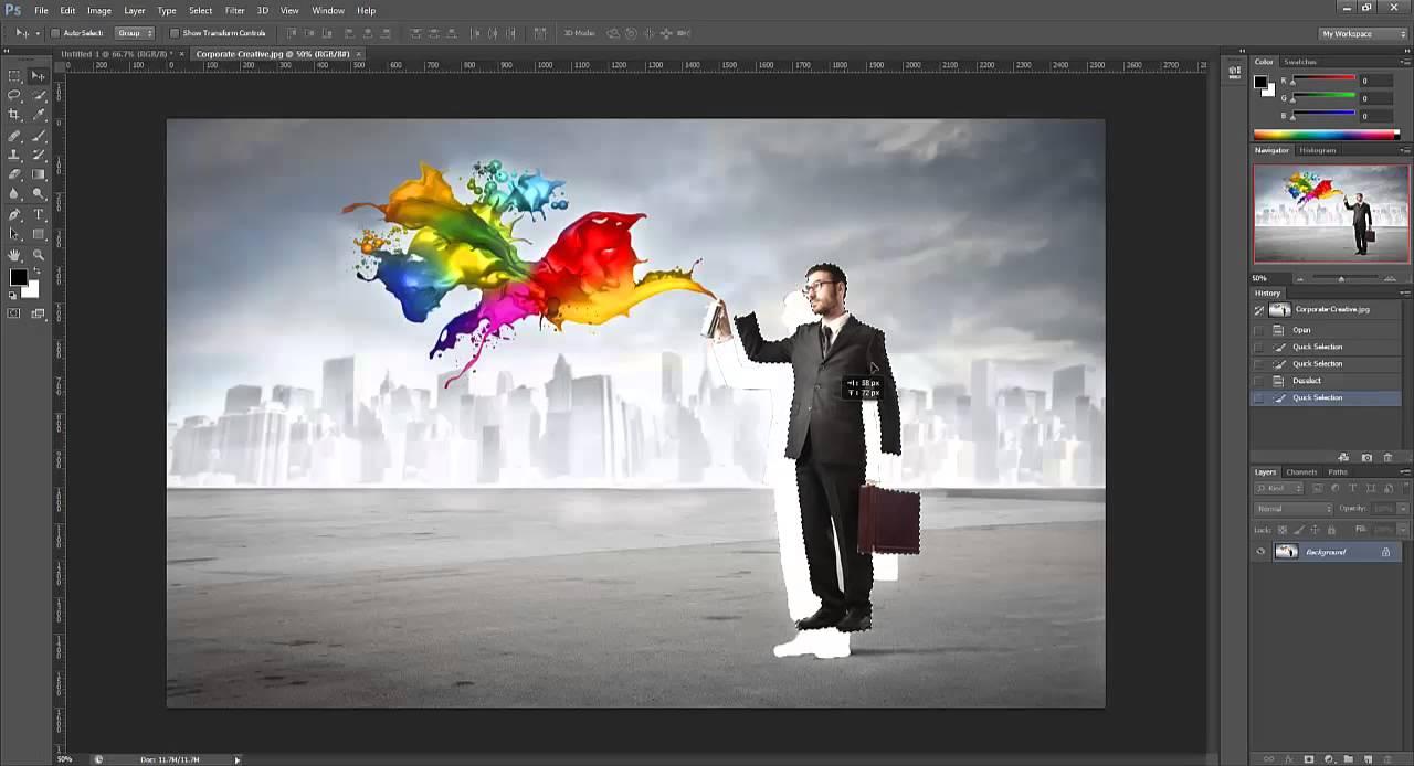 Adobe Photoshop CC Crack Full