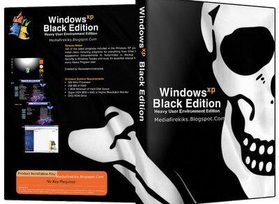 Windows XP Black Edition Keygen