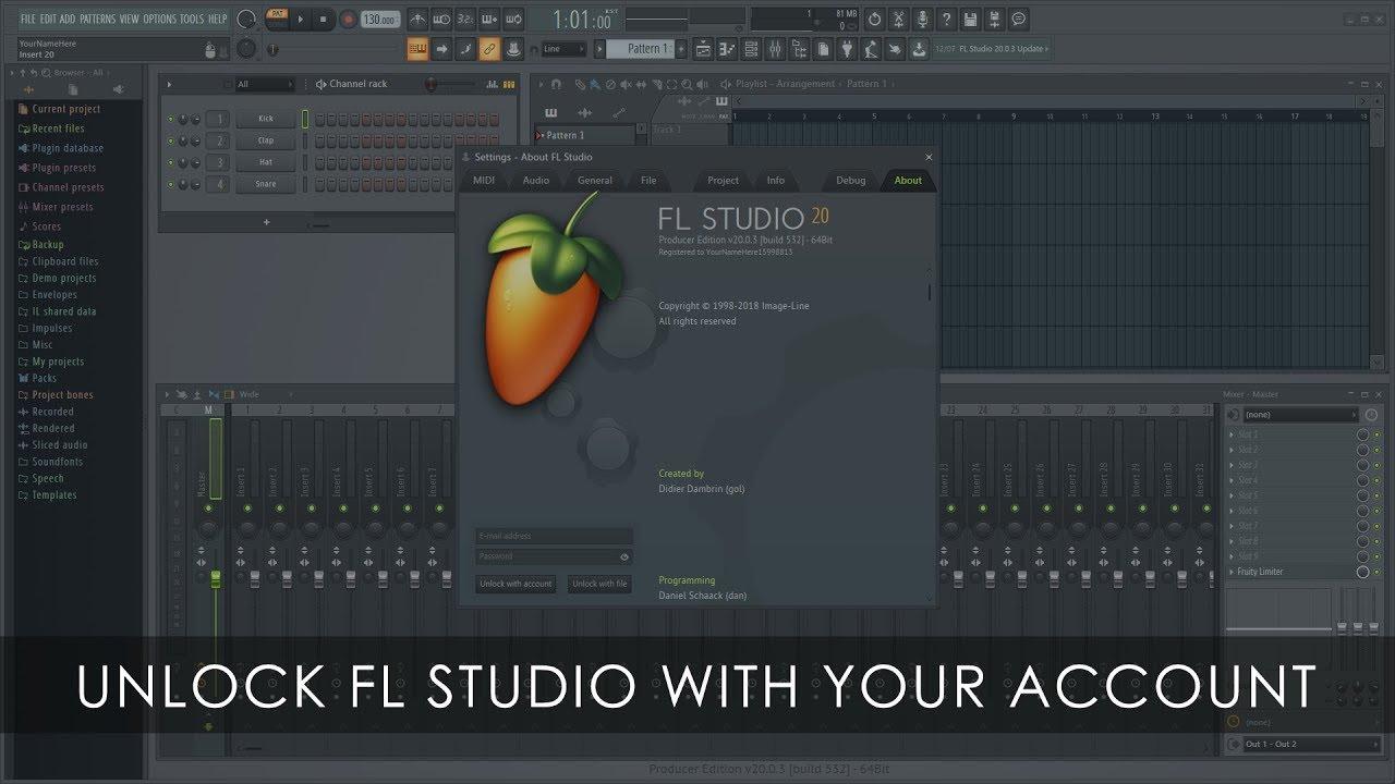 FL Studio Crack Full