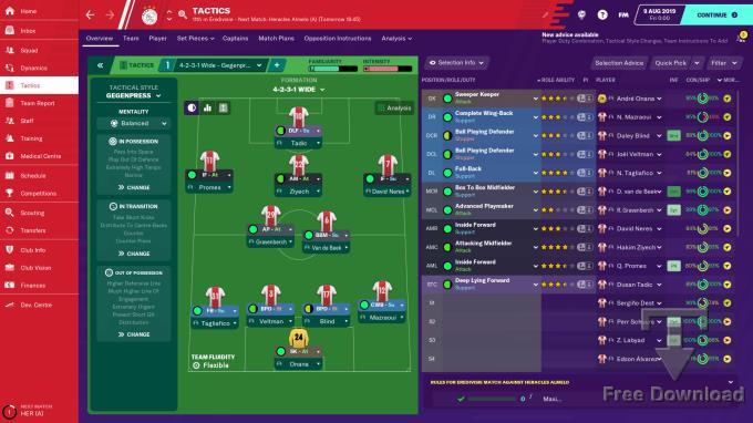 Football Manager Crack Latest