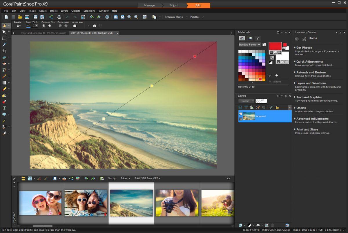 NCH PhotoPad Image Editor Pro Crack Latest