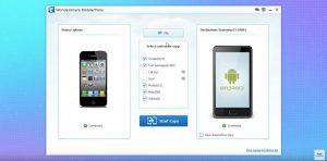 Wondershare MobileTrans Pro Crack